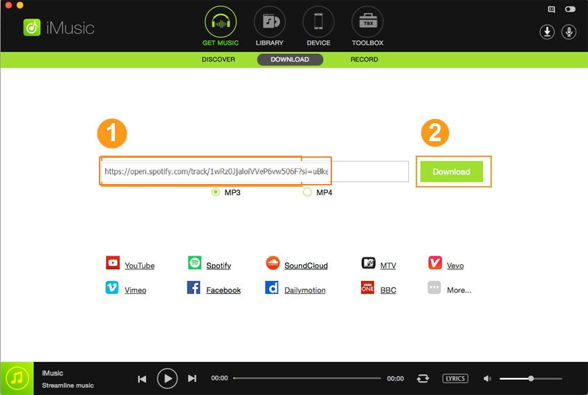 music downloader android