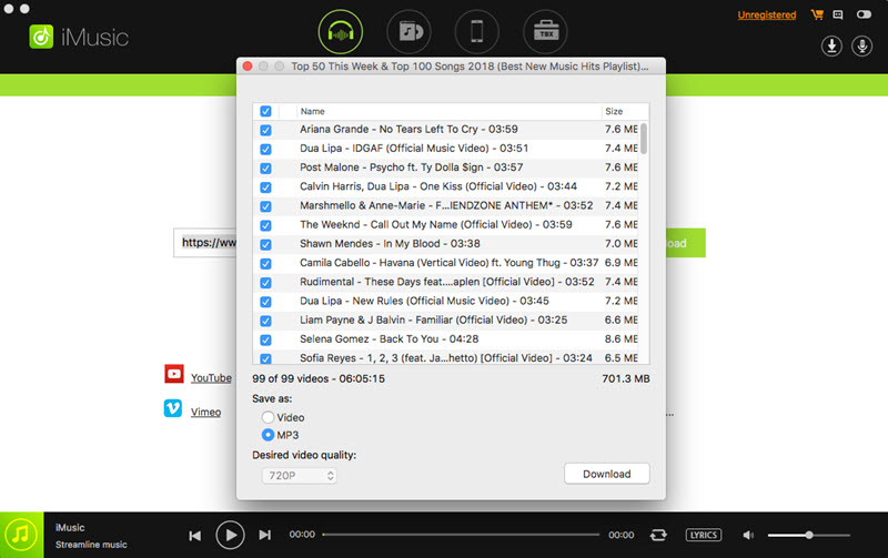 spotify Audio-Recorder für Mac
